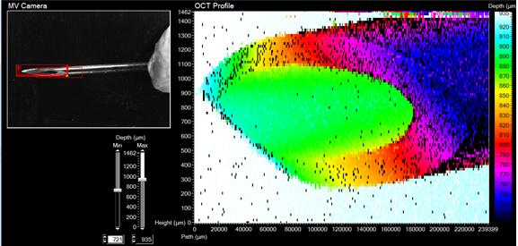 Inspección microfluidica ASE Optics
