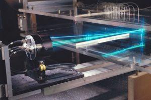 industrial metrology laser