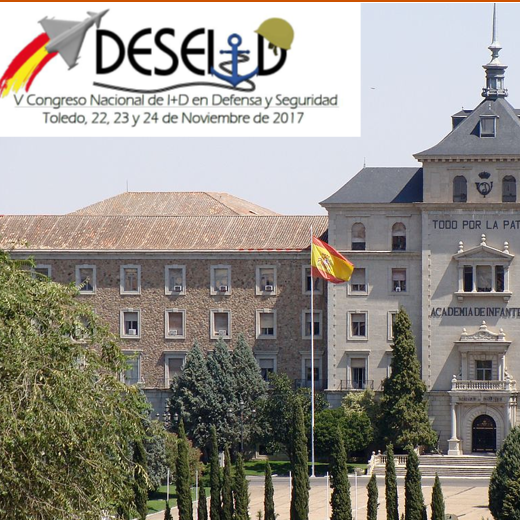 DESEi+d 2017 – V National Congress of R&D applied to Defense and Security