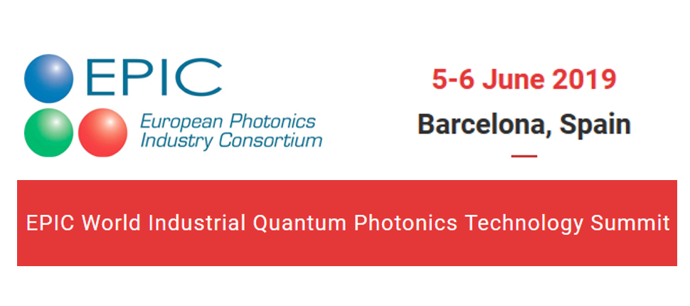 EPIC – World Industrial Quantum Photonics Technology Summit