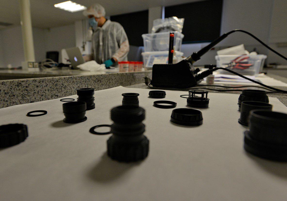 Contract manufacturing optics