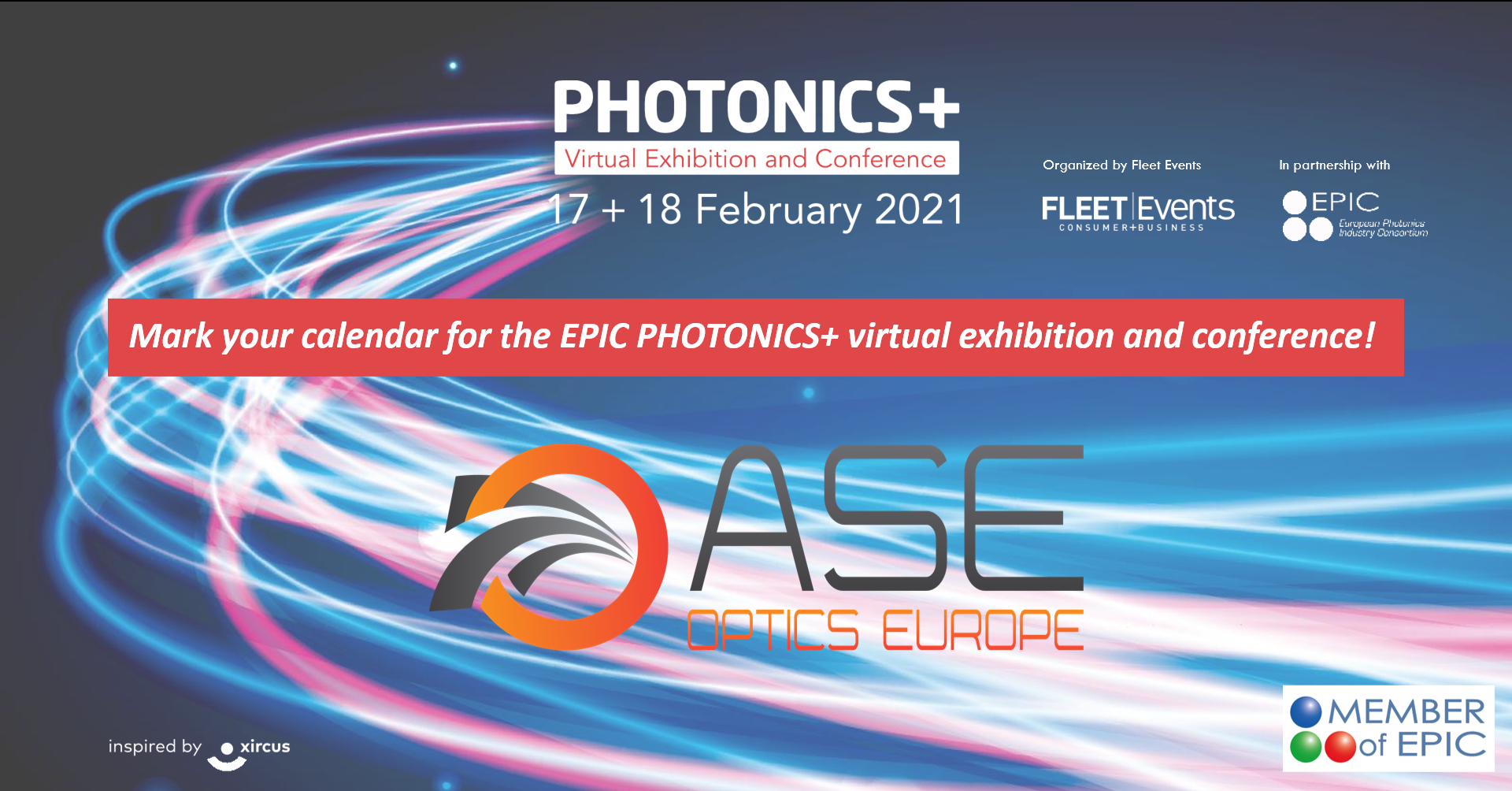 Photonics+ Virtual Exhibition