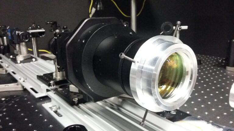 custom microscope objective lens